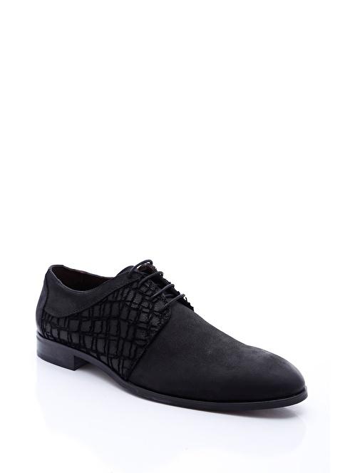 Wessi Bağcıklı Ayakkabı Siyah